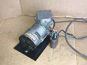 Gast Moa p129 hb Diaphragm Air Compressor Pump