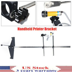 Handheld Bracket For Inkjet Printer Machine Automatic Production Line Us New