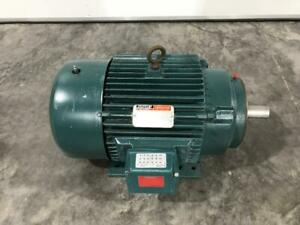 Reliance Electric P25g4907r 256tc Frame 20hp 1760rpm New