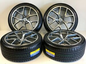 20 Inch Wheels Rims Tires Fit Mercedes Benz Amg Cls E S Class S63amg 2021