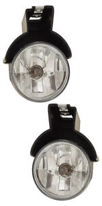 For 1997 1998 1999 2000 Dodge Dakota durango Front Fog Lights Pair Set