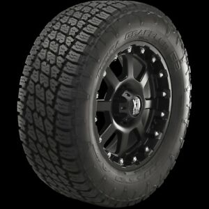 4 New Nitto Terra Grappler G2 117t 65k Mile Tires 2755520 275 55 20 27555r20