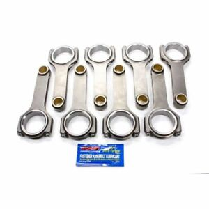 Scat 2 454 6385 2200 6 385 Connecting Rod W Arp 8740 For Chevy Big Block New