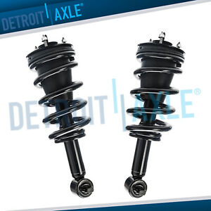 4wd Front Struts Spring Assembly For 2014 2018 Chevy Silverado Gmc Sierra 1500