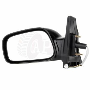 Power Non Heated Side Mirror For 2003 2008 Toyota Corolla