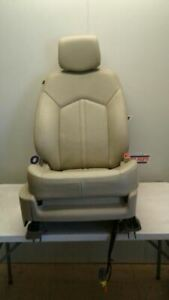 13 14 Cadillac Srx Passenger Right Front Bucket Seat Tan Leather Power Heated