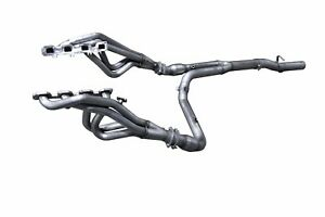 Arh 1 3 4 X 3 Headers Offroad Y Pipe For 15 Up Dodge 5 7l 6 4l Hemi Ram 2500