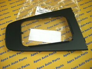 Toyota Mr2 Manual Shift Boot Trim Bezel 1990 1995 Sw20 Genuine Oem New