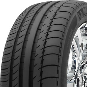 1 New 235 55r17 Michelin Latitude Sport 99v Performance Tires Mic47579