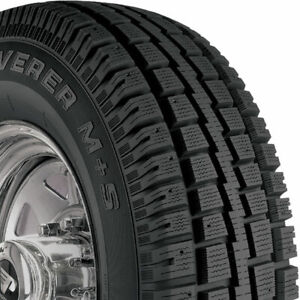 2 New 245 70 R16 Cooper Discoverer Ms 107s Winter Tires 90000002995