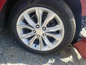 2019 Chevy Malibu Lt Oem Wheel Set With Tires 17 Inch Alloy Rse Opt