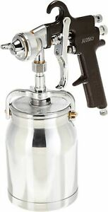 Astro Pneumatic As7sp Spray Gun With Cup Black Handle 1 88mm Nozzle