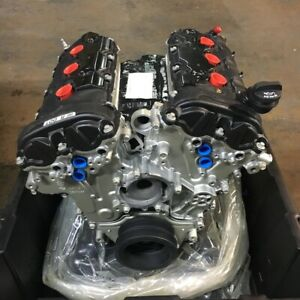 Genuine Gm Cadillac Remanufactured 2 8l Cts Premium Long Block Engine