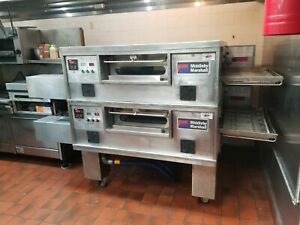 Middleby Marshall Ps555g Doublestack Gas Ovens All New Parts Free Shipping