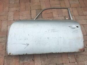 Porsche 356 A Coupe Door With Window Frame Left Driver Side 1958 Fl 7