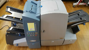 Pitney Bowes Di500 Mail Folding And Inserting Machine