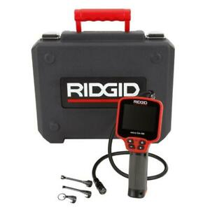 Ridgid Ca 100 Inspection Camera W Case