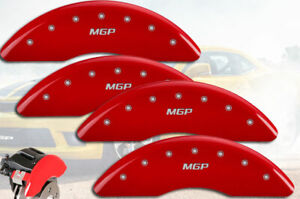 2019 2020 Mercedes Benz Cls 450 Front Rear Red Mgp Brake Disc Caliper Covers