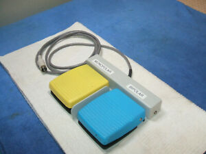 Foot Pedal For Ellman Radiolase 2 Esu Ready To Use Great Shape clean looks New