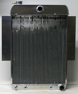 48 49 50 51 52 53 Dodge Pickup Panel Truck Engine Motor Radiator