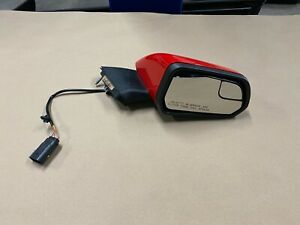2015 2019 Ford Mustang Rh Passenger Side Mirror Race Red Oem