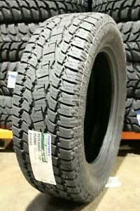 4 New Toyo Open Country A T Ii 114t 65k Mile Tires 2756020 275 60 20 27560r20