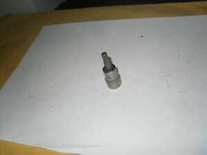 Rusty Parts Only Snap On Fstm6e 3 8 Dr 6mm Triple Square Bit Socket