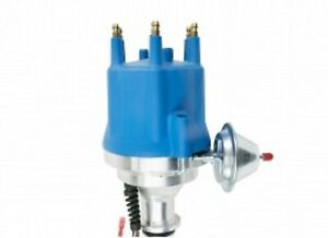 Maxx 99180b Billet Electronic Distributor 42 62 Chevy 216 235 261 Straight 6 L6