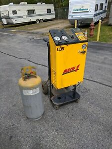Ar212tr Multiple Refrigerant Truck Trailer Recovery Model Needs Pump
