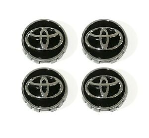 4pc Toyota Wheel Center Cap 62mm For Corolla Altis Camry Hilux Revo Vigo 42603