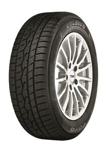 1 New Toyo Celsius 95h 60k Mile Tire 2156016 215 60 16 21560r16