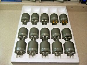 Lot Of 15 Nib Hp Hewlett Packard Reference Inductors For Hp 4342a Q Meter
