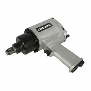 Steelman 3 4 In Drive Heavy Duty Twin Hammer Impact Wrench 60354