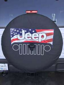 Jeep Wrangler Jl Tire Cover Size 29 32 New Tire Cover