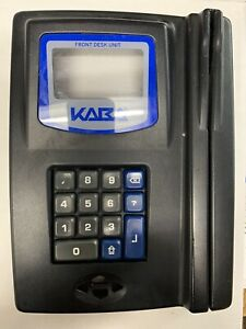 Kaba Ilco G4 Front Desk Unit Keycard Maker Front Cover Only