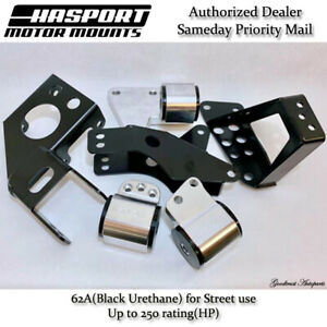 Hasport Dual Height K series Awd Mount For 92 95 Civic 94 01 Integra Egkawd 62a
