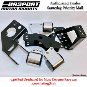 Hasport Dual Height K series Awd Mount For 92 95 Civic 94 01 Integra Egkawd 94a