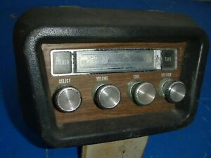 1968 68 Pontiac Accessory 8 Track Tape Player 1967 67 1969 69 1967 67