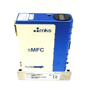 Mks P6a007203hato Mass Flow Controller 9 pin Ethernet h2 2000 Sccm C seals