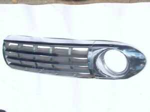 Nice 1946 48 Lincoln Lower Lh Grill And Signal Bezel 46 5eh 8205 5fh 8207 a