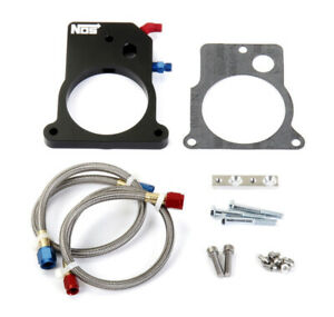 Nitrous Oxide Systems Ls1 Plate Kit P n 13434nos