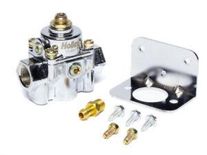 Holley Fuel Pressure Regulator By Pass Style 6psi P N 12 881