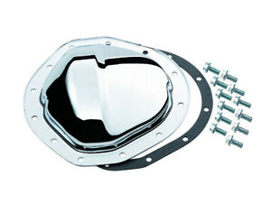 Mr Gasket Differential Cover Kit Chrome Gm 12 Bolt Truck P N 9895