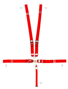 Simpson Safety 5 Pt Sport Harness Systm Ll P D B I Ind 55in P N 29043r