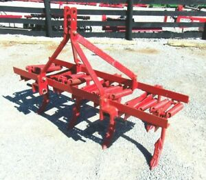 New Dhe 7 Sk All Purpose Plow ripper garden Free 1000 Mile Delivery From Ky