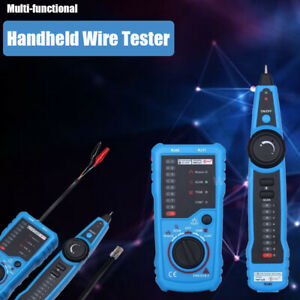 Multi functional Handheld Wire Tester Line Finder Tracker Cable Testing Tool