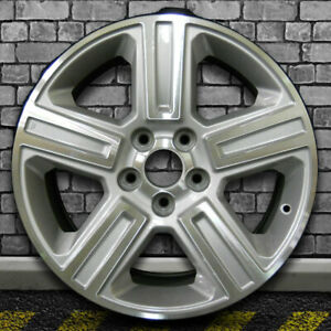Machine Texture Sparkle Silver Oem Wheel For 2008 2014 Honda Ridgeline 18x7 5