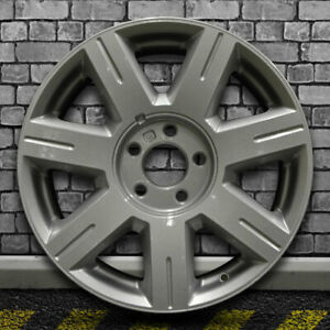 Bright Sparkle Silver Full Face Factory Wheel For 2006 2007 Cadillac Dts 17x7
