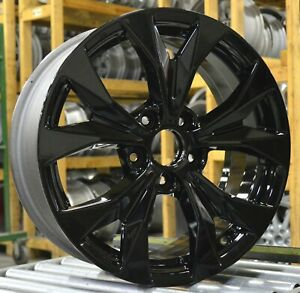 17 Honda Civic 2012 2013 2014 Factory Oem Rim Wheel 64025 Gloss Black