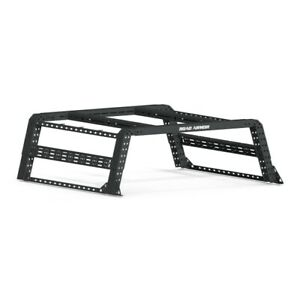 Road Armor 520brs52b ovld Treck Bed Rack Sys For 20 Jeep Gladiator 60 3 Bed New